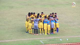 Thailand Youth League Highlight:สมาคมกีฬาแห่งจังหวัดศรีสะเกษ 4-0  สุรินทร์ชูก้า โขงชีมูล เอฟซี