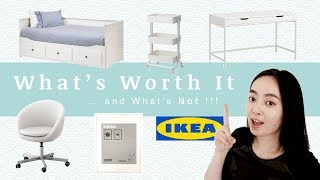Ikea Review ➝ What's Worth It And What's Not