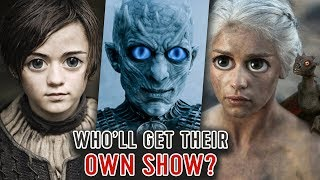Game of Thrones Spin-off: Everything We Know So Far |🍿 OSSA'm Movies