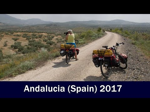 Cycling In Andalucia (Spain) In 2017
