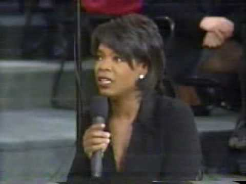 Oprah Denies Jesus Christ