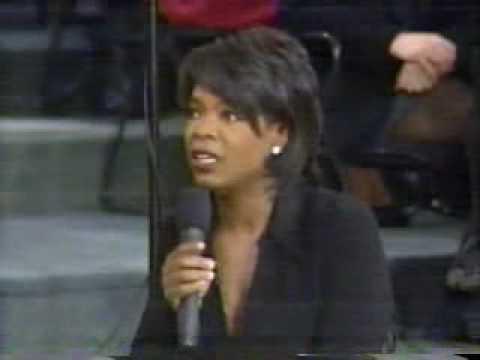 Oprah Denies Jesus Christ