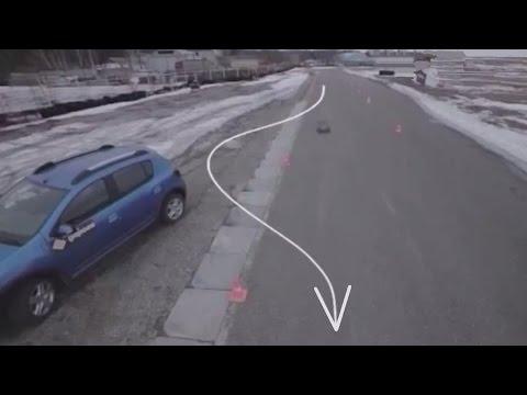 Что делать если на вас летит встречный автомобиль?