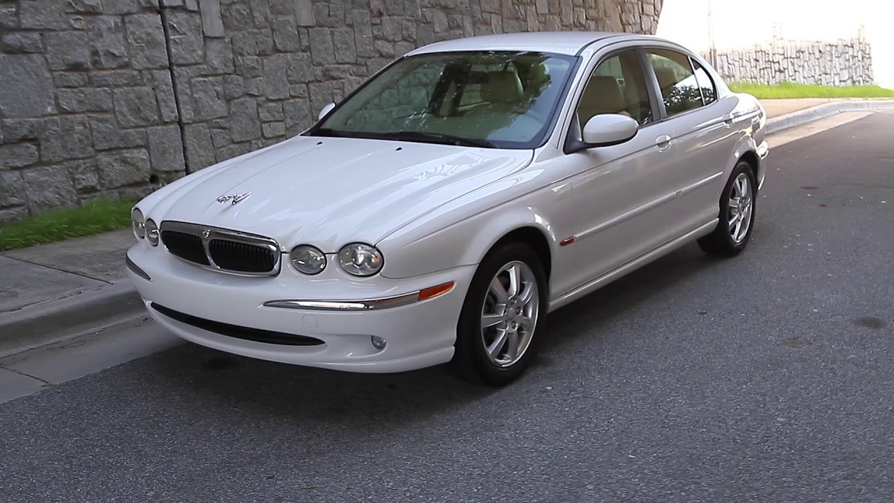 2004 Jaguar X Type AWD 5 Speed Manual 17k Miles For Sale
