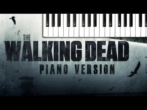 The Walking Dead Theme (Piano Version) Extended Version [TV Series]