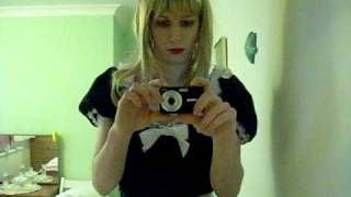 t girl becky french maid