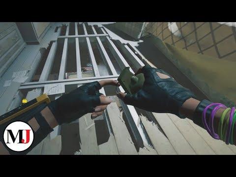 The Mira Countering Frag Grenade - Rainbow Six Siege
