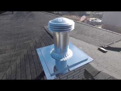 Chimney Liner Installation & Replacement