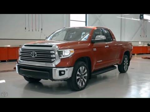 2019 Toyota Tundra. Walk-around   Explaining The Towing Settings.