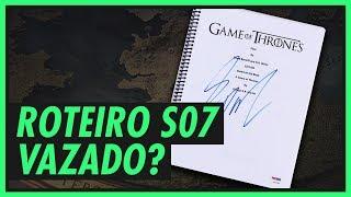 VAZOU O ROTEIRO DA TEMPORADA DE GAME OF THRONES? (SEM SPOILERS) thumbnail