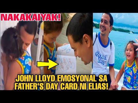 ????MULING PAGKIKITA ni JOHN LLOYD CRUZ at ANAK na si ELIAS MODESTO NAGING EMOSYONAL! -  (2020)