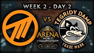 Method​ EU vs Tegridy Damp | Week 2 Day 2 | AWC SL Circuit