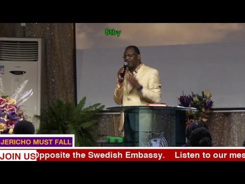 THE PROTECTIVE POWER OF FAITH, JERICHO MUST FALL - Pr. Benjamin Nebechukwu
