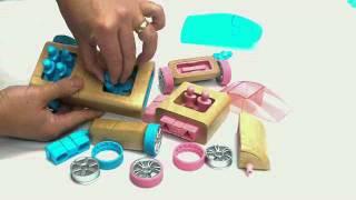 Automoblox - Children's Wooden Toys