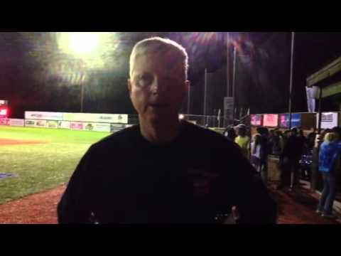 Coach Griffin Post Game Interview 6/21/14   Broadband