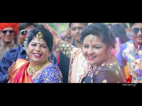 Avish Baarat Highlight 2018 | Wedding Films 2018