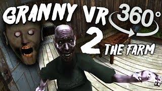 Granny VR 360 #2 (Horror Video Tribute) thumbnail