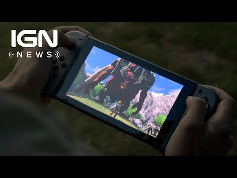 Half Of All Switch Owners Own These Three Games - IGN News