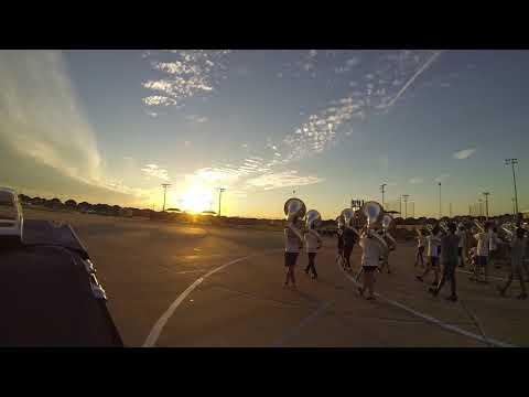 Tompkins High School Band 2018 Bass 5 Head cam