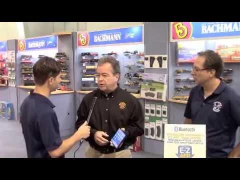 Bachmann E-Z APP Train Control!
