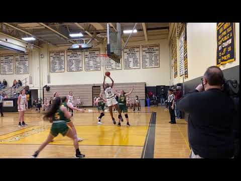 Madison St. Rose tallies a game-high 20 points for SJV
