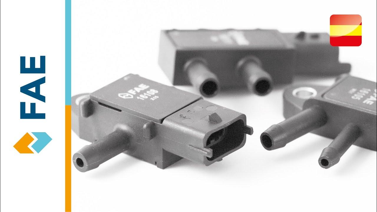 Sensor presi n gas escape instrucciones de montaje