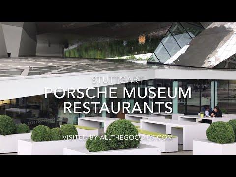 Porsche Museum Restaurants, Stuttgart