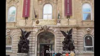 Walking in Castle district in Budapest 2010
