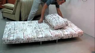 Кресло-кровать «Flirt 101»(Механизм трансформации дивана: Трехпозиционный, позволяет трансформировать кресло в положение «релакс»..., 2011-08-08T19:09:32.000Z)