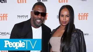 Idris Elba On Falling In Love While Making A Movie About Falling In Love | PeopleTV