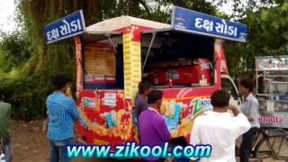 Zikool Mobile Van Soda Machine