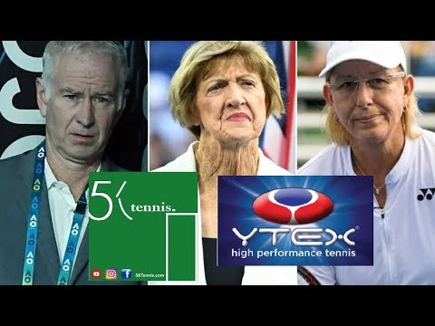 Margaret Court, John McEnroe, Navratilova... the bigger issue. Tennis News, Discussion & More