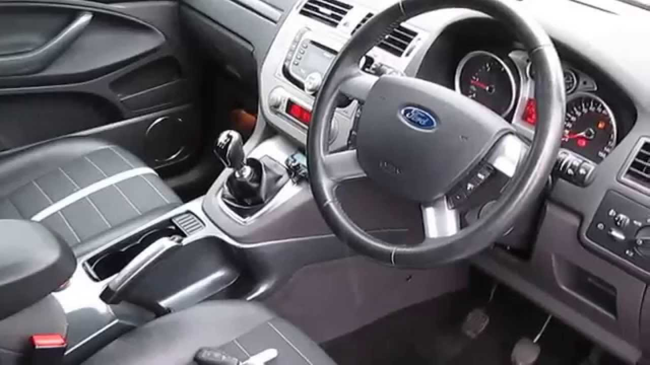 Ford Kuga Titanium 2012 Interior - YouTube