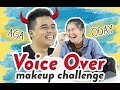 Voice Over Makeup Challenge Versi Female Daily!