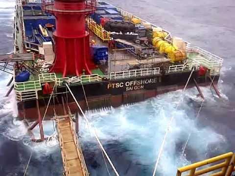 PTSC Offshore 1_Moc Tinh 1 Project Memory_thegioibantin.com
