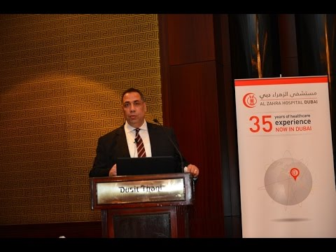 Dr.Yasser Negm - Consultant – Pediatric Gastroenterology - Al Zahra Hospital Dubai