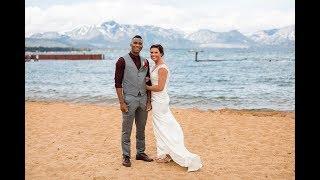 Lakeside Beach and The Landing Resort Wedding Photos