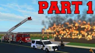 Roblox FairHaven County | Part 1 | Normal Day! |