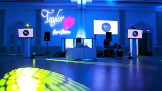 Versatile Event Designs Lighting FX and Gobo Sampler