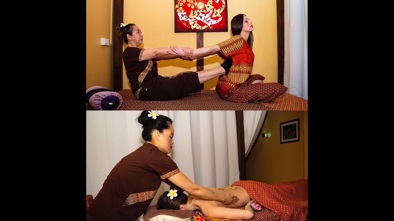 FRONT THAI MASSAGE by SAWASDEE OLISTIC MASSAGE PESCARA