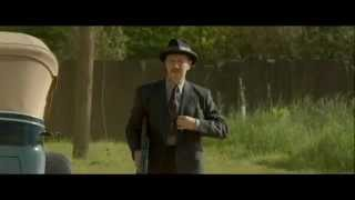 Gary Oldman - Full clip with Floyd Banner from Lawless (Tommy Gun scene)