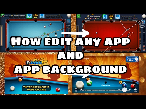 How to edit/Mod any android app