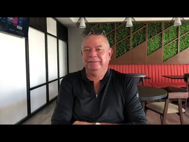 Entrevista al dirigente de Águilas Cibaeñas, Félix Fermín desde Mazatlán