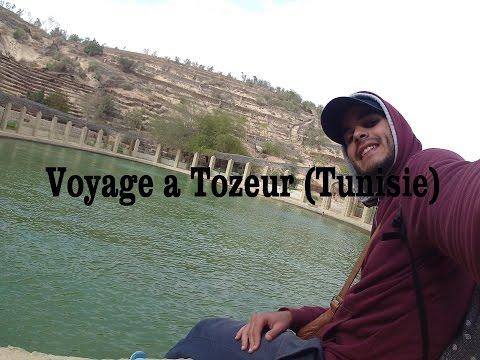 VLOG TUNISIE - Mon Voyage a Wilaya de TOZEUR