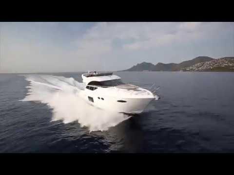 2017 Princess 49  Flybridge Motor Yacht For Sale