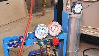 Заправка газом лазерной трубки CO₂. Часть 1(, 2018-03-08T14:18:06.000Z)