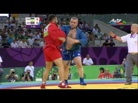 Baku 2015 Vasif Safarbayev Vs Razmik Tonoyan