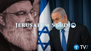 Israel and the Mideast: a situation overview - Jerusalem Studio 527