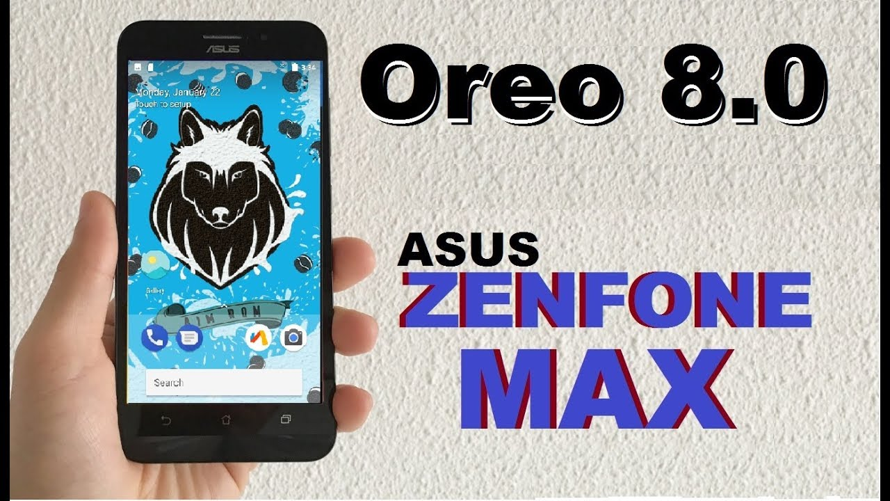 Asus Zenfone Max ZC550KL Android Oreo Videos - Waoweo