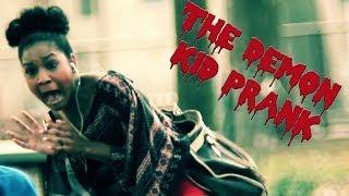 Demon Kid Prank - From BlackBoxTV